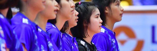 นักตบลูกยาง U-19 คว้าที่ 3 ศึกชิงแชมป์เอเชีย 2018