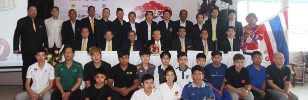"""ระเบิดศึกสอยคิว""""แสงโสม 6 แดง ชิงแชมป์ประเทศไทย ปี 5"""" เฟ้นหาตัวแทนทวงบัลลังก์แชมป์โลก"""