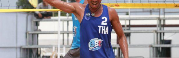 ทีมชาติไทยจบสูงสุดอันดับ 4 ศึกลูกยางชายหาดเวิลด์ทัวร์ ปากบารา 2019