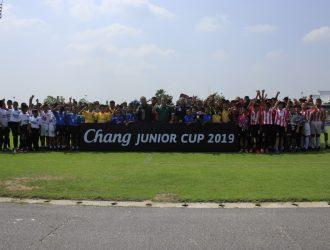 24 ทีมเยาวชนลงชิงชัย ศึกบอลช้าง U-13 สนามที่ 5