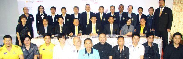 """""""แสงโสม"""" ปลุกกระแสสนุกเกอร์ จัดศึกสอยคิว แสงโสม 6 แดง ชิงแชมป์ประเทศไทย แชมป์รับสิทธิ์แข่งขัน แสงโสม 6 แดง ชิงแชมป์โลกในเดือนกันยายนนี้"""