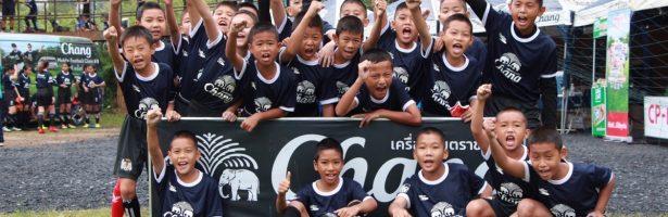 Chang Football Community : ความฝันจากดอยถึงดวงดาว