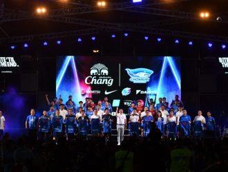 """""""ช้าง"""" หนุน ฉลามชล #กัดไม่ปล่อย ลุยไทยลีก2020 วางเป้าอันดับต้องดีขึ้น พร้อมซิวแชมป์บอลถ้วย"""