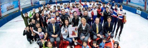 ความรู้เรื่องกีฬาฟิกเกอร์สเก็ตและสปีดสเก็ตระยะสั้นในไทยและสากล
