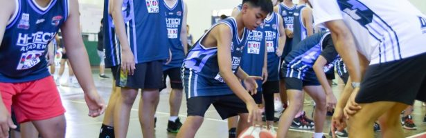 """""""100PLUS Basketball School Tour 2021"""" เยือนภาคใต้ครั้งแรกเยาวชนจาก 14 จังหวัด เข้าร่วมกว่า 200 คน"""