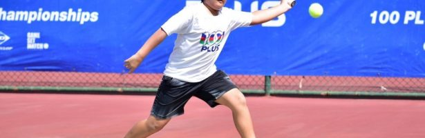 """100 Plus – Silpakorn Junior Championships 2021"" เยาวชนร่วมหวดลูกสักหลาดกว่า 130 คน"